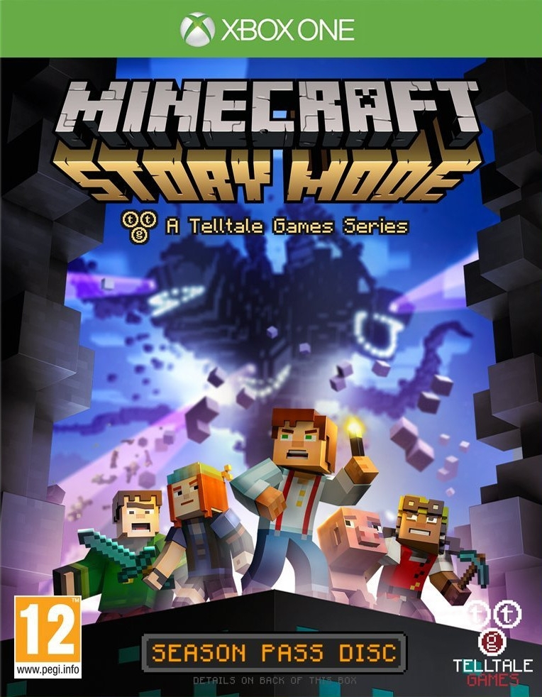 Minecraft Story Mode (Xbox One)